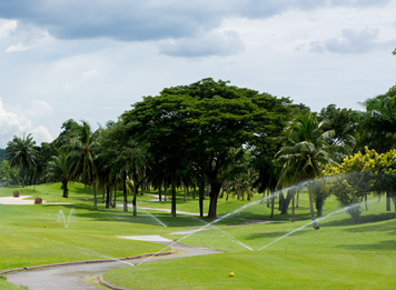 Automatic Lawn Sprinkler Systems Orchard Lake MI - Michigan Automatic Sprinkler - golf-course